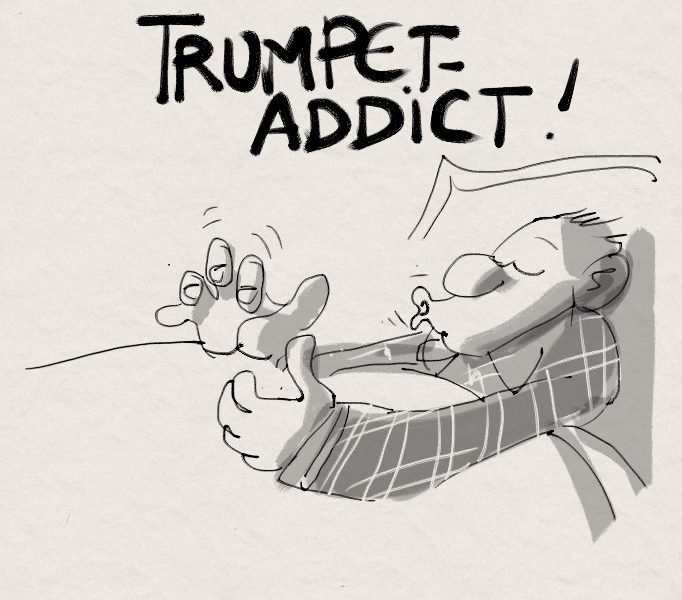 Golden Slumbers With A Trumpet !