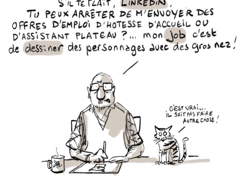 Cherche Job…