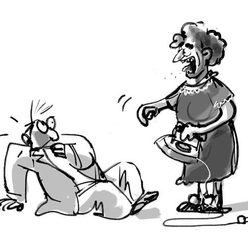 «C'est ironique» illustrations pour le site Paris Update